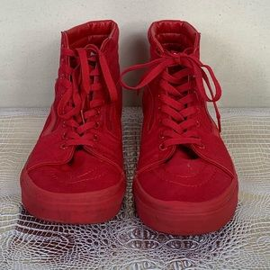 💫Vans | High Top Skateboard shoes.